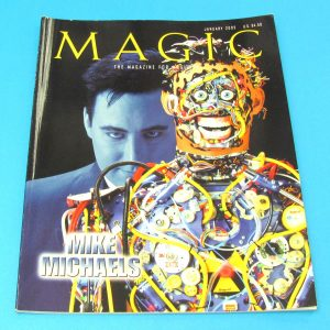 Stan Allen's Magic Magazine Jan 2002 Mike Michaels
