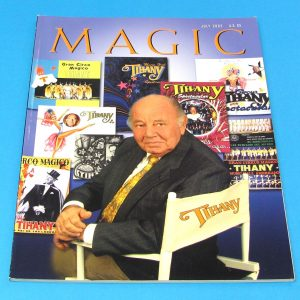 Stan Allen's Magic Magazine July 2002 Tihany