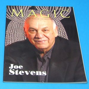 Stan Allen's Magic Magazine July 2003 Joe Stevens