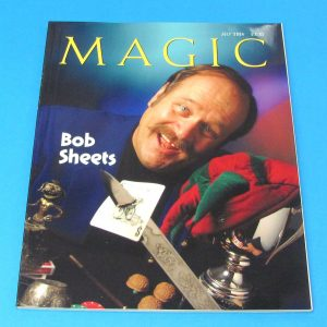 Stan Allen's Magic Magazine July 2004 Bob Sheets
