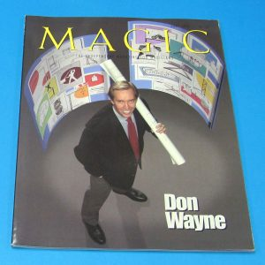 Stan Allen's Magic Magazine June 1999 Don Wayne