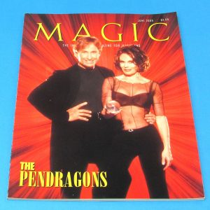 Stan Allen's Magic Magazine June 2000 The Pendragons