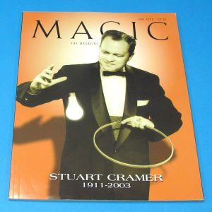 Stan Allen's Magic Magazine June 2003 Stuart Cramer