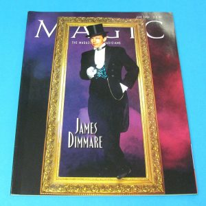 Stan Allen's Magic Magazine June 2004 James Dimmare