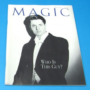 Stan Allen's Magic Magazine March 1997 Guy Hollingworth