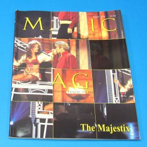 Stan Allen's Magic Magazine March 1999 The Majestix