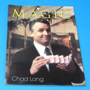Stan Allen's Magic Magazine May 1999 Chad Long