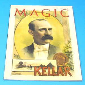 Stan Allen's Magic Magazine Nov 2003 Harry Kellar