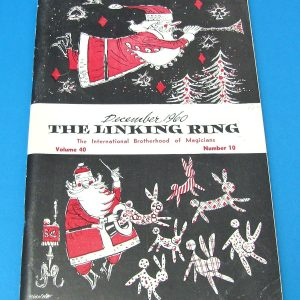 Linking Ring Magazine Dec 1960