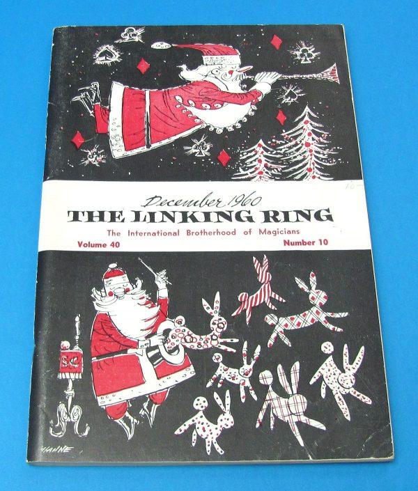 Linking Ring Magazine Dec 1960