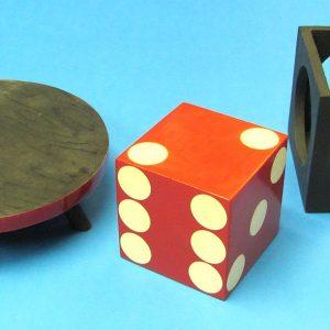 P&L Phantom Cube