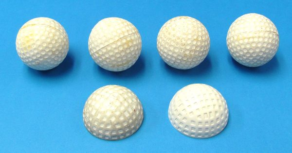 The Ireland Multiplying Golf Balls