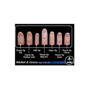 Vernet Finger and Thumb Tip Set