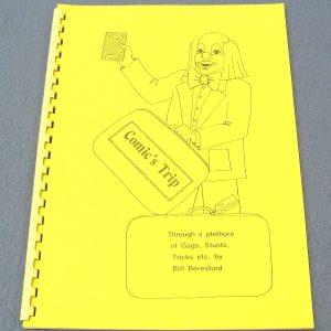 Comic's Trip Book
