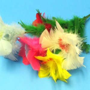 Feather Bouquet (Small Pre-Owned)