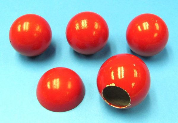 Multiplying Wooden Billiard Balls With Hollow Metal Ball