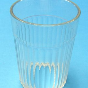 Plastic Bottomless Glass