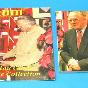 Ray Goulet on the Covers of MUM and Linking Ring Magazines