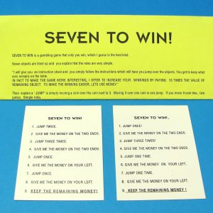 Seven to Win