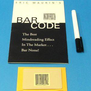 Eric Maurin's Bar Code