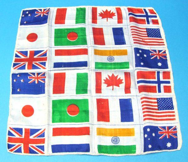Flag Production Hanky