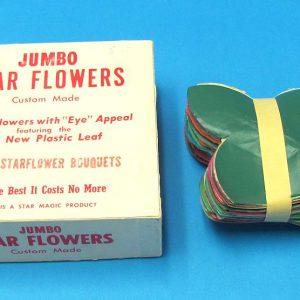 Jumbo Star Spring Flowers (Pre-Owned)