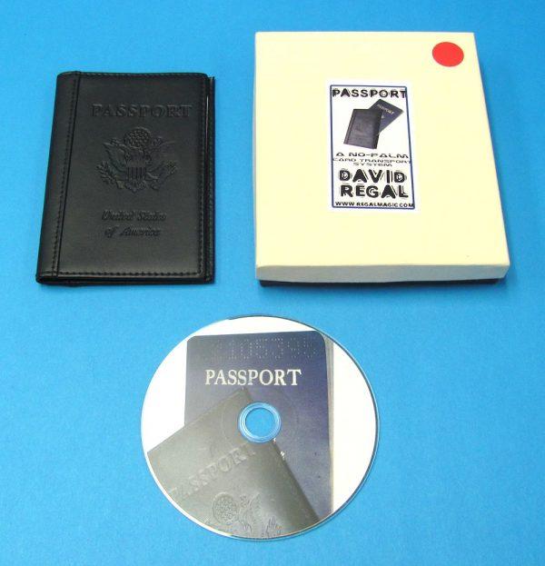 Passport (David Regal)