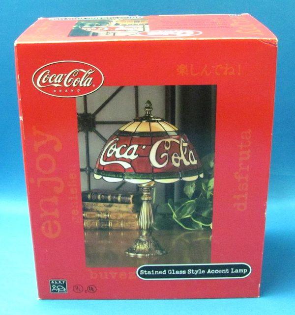 Coca Cola Lamp Box