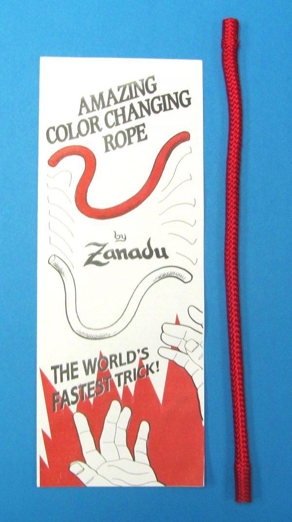 Color Changing Rope (Zanadu)