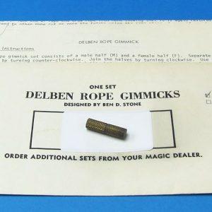 Delben Rope Gimmicks