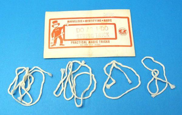 Do As I Do String Trick