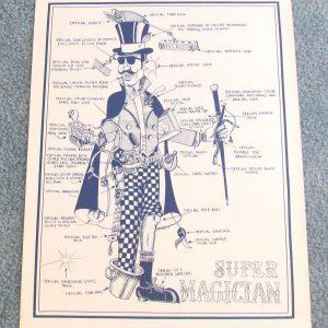The Super Magician Poster