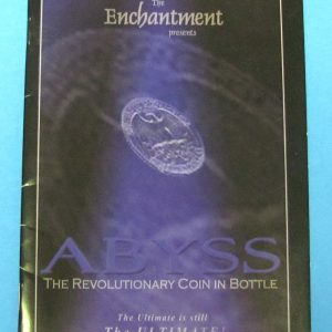 Abyss - Revolutionary Coin in Bottle
