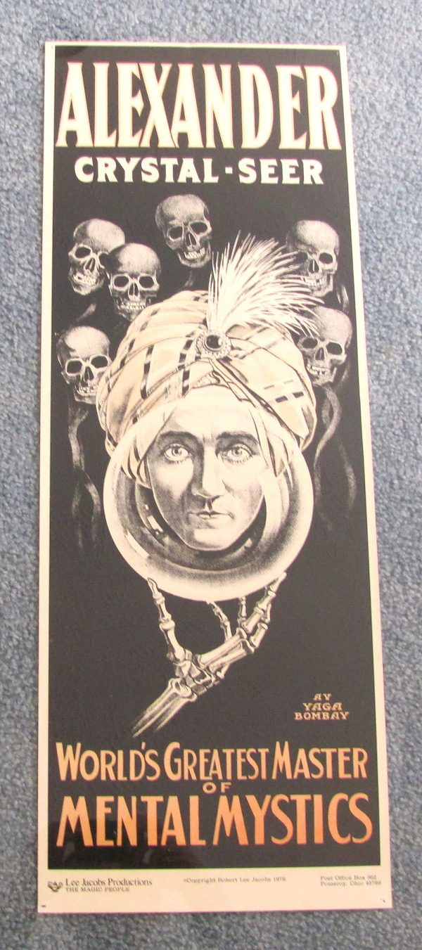 Alexander Poster (Pre-Owned)