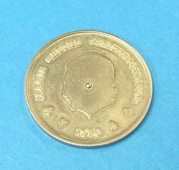Dai Vernon Souvenir Coin