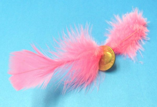 The Ultimate Feather Thru Quarter