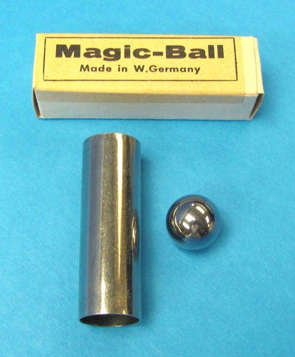 Magic Ball and Tube -Vintage West Germany