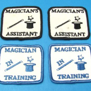 Magic Patches - Lot of 4