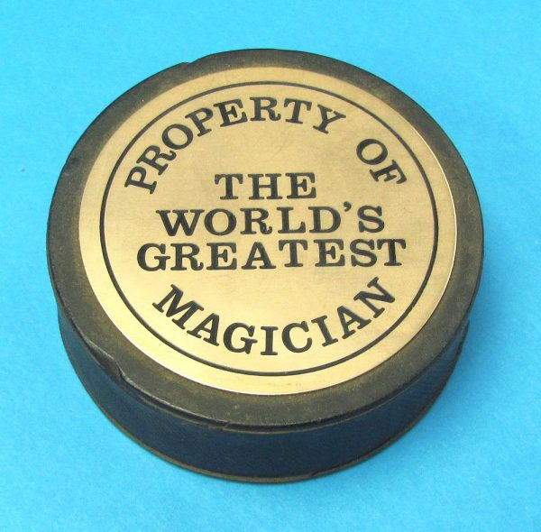 World's Greatest Magician Paper Weight