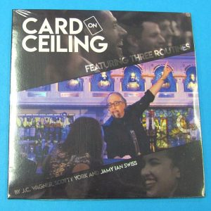 Card on Ceiling by J.C. Wagner, Scotty York and Jamy Ian Swiss DVD