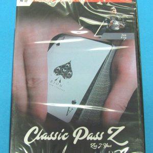 Classic Pass Z by Zee (Includes Bonus PDF)