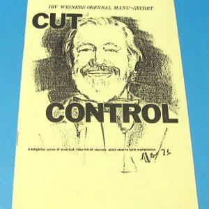 Cut Control (Irv Weiner)