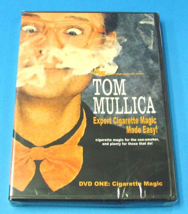 Expert Cigarette Magic Made Easy Vol 1 DVD (Tom Mullica)