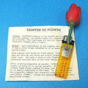 Lighter to Flower
