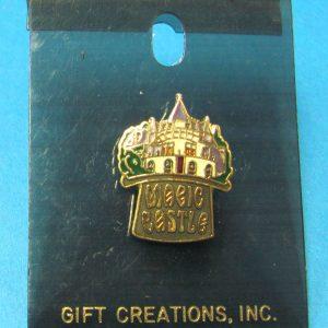 Magic Castle Pin (Style 3)