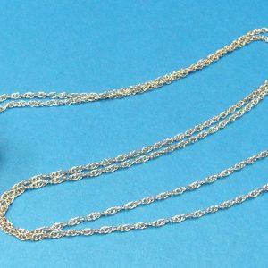 Miniature Card Holder Necklace