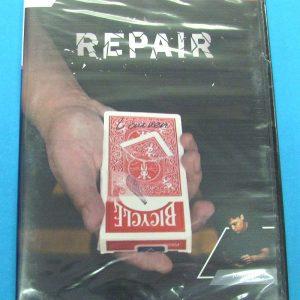 Repair (DVD and Gimmicks) by Juan Capillta