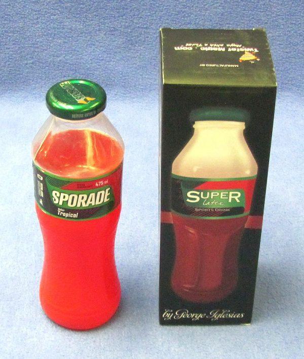 Super Latex Sports Drink