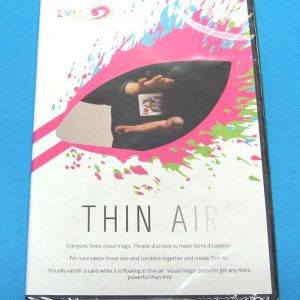 Thin Air (DVD and Gimmicks)