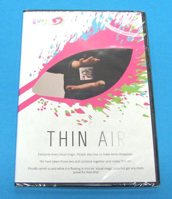 Thin Air (DVD and Gimmicks)
